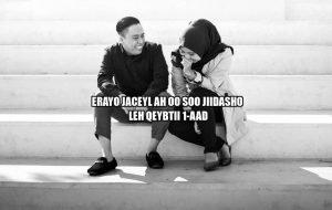 Erayo jaceyl ah oo soo jiidasho leh a-z qeybtii 1-aad